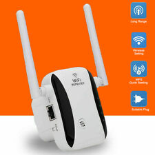 Wireless WiFi Signal Range Extender Internet Booster Network Router Repeater