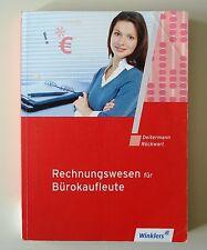 Rechnungswesen für Bürokaufleute. Schülerbuch (2012, Taschenbuch)