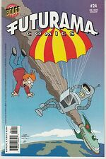 Futurama Comics #24 Bongo Comics Group 2006 (USA Edition)