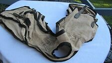 Vintage Simco Cloth Cowboy Saddle Bag for Horse from Colorado-the real deal!