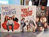 How I met your mother, Stagioni 1-2-3