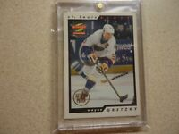 1996 SCORE WAYNE GRETZKY ST LOUIS BLUES ARTIST PROOF MINT IN HOLDER
