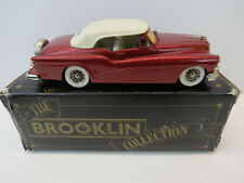 BROOKLIN BRK 20A. 1953. BUICK SKYLARK. RED CONVERTIBLE. NEW IN BOX.