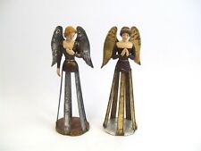 Set of 2 Midwest of Cannon Fall Cbk Rustic Angels