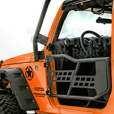 07-17 Jeep Wrangler JK Rock Crawler Off Road Front+Rear Tubular 2 Door Set Kit