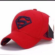Men's Fashion Superman Hip Hop Adjustable Cap Flex Fit Snapback Baseball Hat NEW