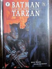 Batman/Tarzan Claws of the Catwoman TPB (2000 DC/Dark Horse) New, 9.4 or better