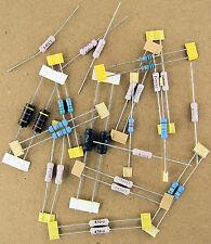 Power Resistor Set 30 33 47 91 120 150 160 180 240 243 470 560 Ohm 1w 2w 3w Lot