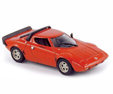 Lancia Stratos HF Stradale orange 1973   1/43 NOREV