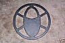 """Fisher Metal Detector 10.5"""" Spider Coil Cover"""