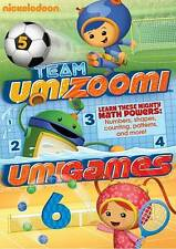 Team Umizoomi: Umigames (DVD, 2012)