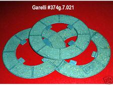 GARELLI (NOS) Clutch Discs Sport Rekord Monza Broncco