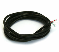 WR-4CON 4 Feet of 4-Conductor Shielded Pickup Lead Wire for Guitar/Bass