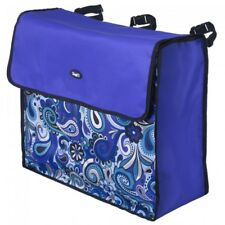 "Tough 1 ""Paisley Shimmer"" Nylon Blanket Storage Bag horse tack 61-7695"