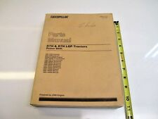 CATERPILLAR D7H & D7H LGP TRACTORS PARTS MANUAL HEAVY EQUIPMENT CONSTRUCTION