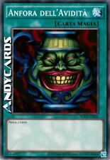 ANFORA DELL'AVIDITÀ • (Pot Of Greed) • Comune • YGLD ITB26 • Yugioh! • ANDYCARDS