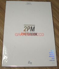 2PM 2 PM 2016 JYP NATION CONCERT OFFICIAL GOODS MINI PHOTO BOOK PHOTOBOOK NEW
