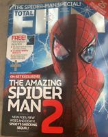 Total Film Magazine #216- March 2014 - Spider Man 2, Colin Farrell, Nymphomaniac
