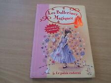 les ballerines magiques le palais endormi (bibliotheque rose)