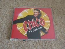 Chico - It's Chico Time - 3 Track Enhanced CD Single - X Factor
