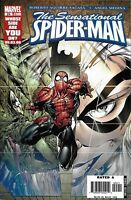 The Sensational Spider-Man Comic Issue 24 Modern Age First Print 2006 Sacasa