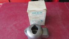Major Kee-Blok LA100 DOOR KNOB Safety Lock-Out Lever Handle Model w/Original BOX