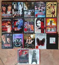 DVD Sammlung FSK 18 , 27 Stück