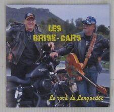 Pochette Moto Harley Davidson CD Les Brise-Cars 2012