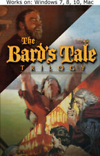 The Bard's Tale Trilogy Remastered PC Mac Game Windows 7 8 10 Bards
