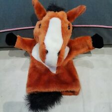 New The Puppet Company pony Horse Pony Hand Puppet New soft toy plush