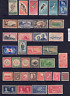 NEW ZEALAND - 2 PAGES OF MINT NH/LH STAMPS (4 SCANS)