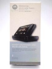 Téléphone Portable Accessoires-Motorola Multimedia Station pour le MILESTONE (avec neuf dans sa boîte)