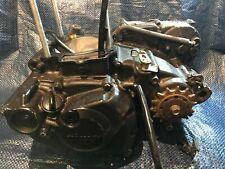 2004 04 Honda Crf450r Crf 450r 450 Complete Bottom End Engine Motor Cases
