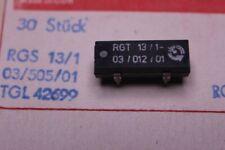 Relais Nr245 12VDC  1 Wechsler 250V 5A EDS OW5691.11//913//61