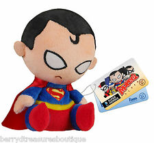 "Funko Mopeez Heroes DC Comics Superman 4.5"" Plush Figure Collectible Toy # 5887"