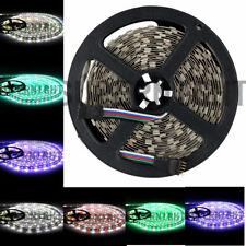 SUPERNIGHT® 5Pcs 5M RGBW 300Leds 5050 RGB+White Non-Waterproof LED Strip Light