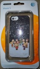 Snoopy iLuv Hardshell Case For iPhone 5 Charlie Brown Peanuts Christmas Tree