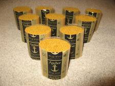 10 packs Anchor gold #88 6-ply rug wool,formerly Readicut/Homemakers.