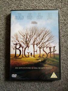 BIG FISH DVD *NEW & SEALED