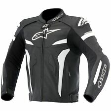 Alpinestars Leather Motorcycle Jackets with Removable Armour