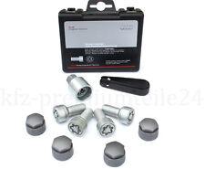 Genuine Audi Anti-theft locking wheel nuts bolts COMPLETE KIT 4F0071455 A7 TT