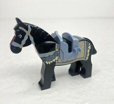 LEGO Accessoire Friends Selle Cheval Horse Saddle Noir Black 93087