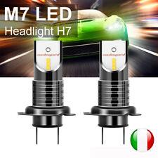 M7 H7 Lampade Auto LED 30000Lm 110W 6000K Bianco Fari Lampadine CSP Chip LD1595