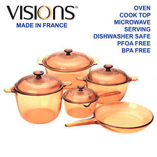 Visions Glass Cookware Ebay