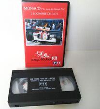 Vidéo VHS - Monaco: Le must des Grands Prix- L'économie de la F1