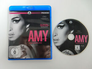 Amy - The girl behind the name - auf Blu Ray - Top Zustand !