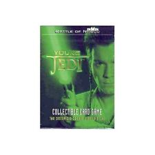 Star Wars CCG Young Jedi - Battle Of Naboo Deck - Factory Sealed