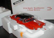 Danbury Mint 1956 Buick Roadmaster- Riviera 4 Door 110