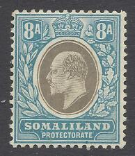 Edward VII (1902-1910) Somaliland Protectorate Stamps
