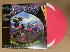 Deee-lite limited edition LP Pink Vinyl dewdrops in the garden 500 rave house